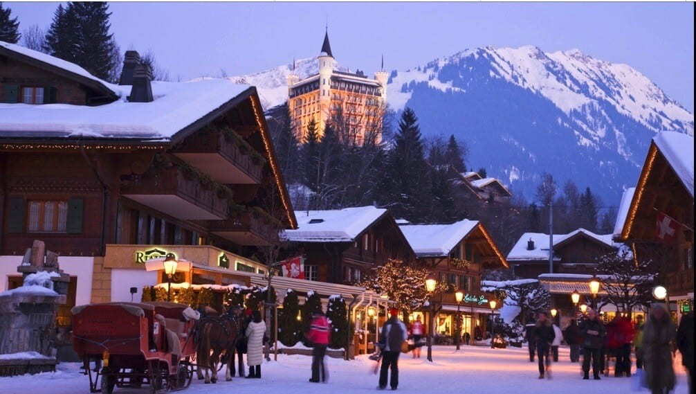 Gstaad Village